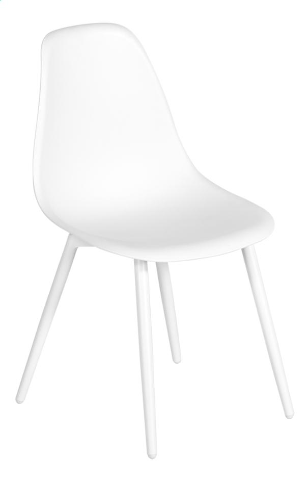 Chaise de jardin Mimosa blanc