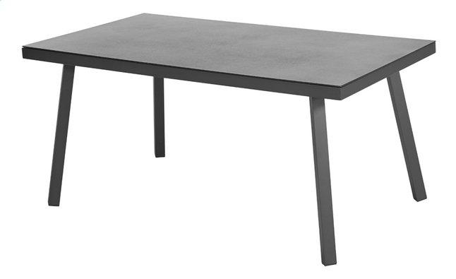 Table de jardin Cyclone 160 x 90 cm