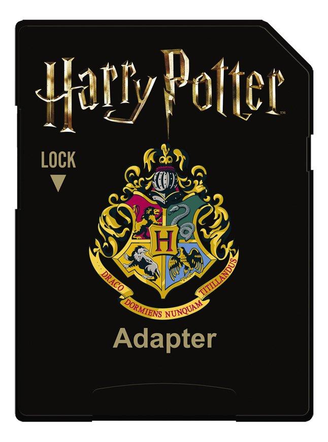 Emtec carte mémoire microSD + adaptateur Harry Potter UHS-I U1 Poudlard 32 Go