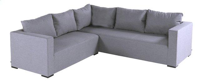 Hartman fauteuil d'angle Oliver gris