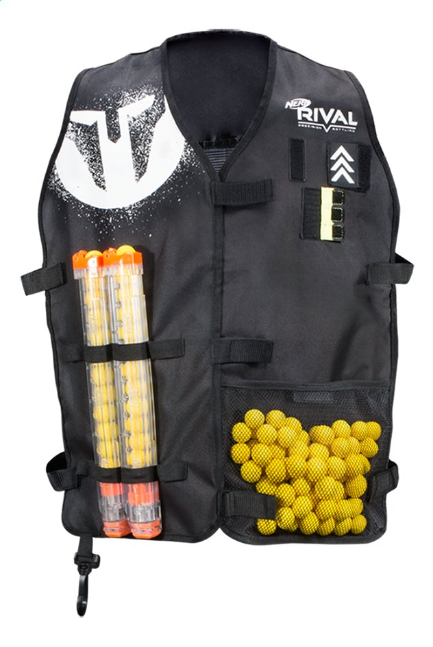Nerf Rival Tactical Vest Phantom Corps