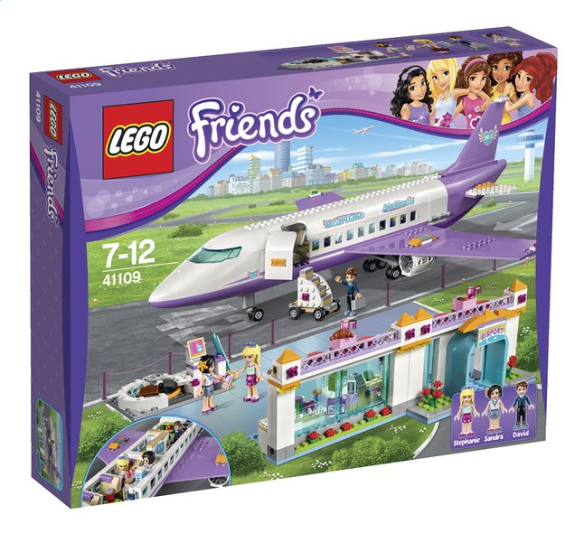 Afbeelding van LEGO Friends 41109 Heartlake vliegveld from DreamLand