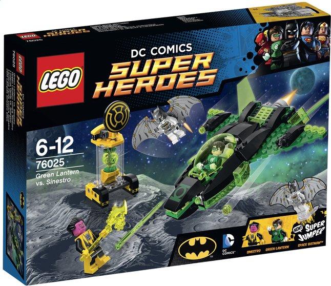 Afbeelding van LEGO Super Heroes 76025 Green Lantern tegen Sinestro from DreamLand
