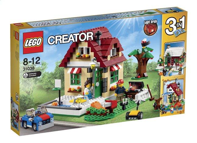 Image pour LEGO Creator 31038 Le changement de saison à partir de DreamLand