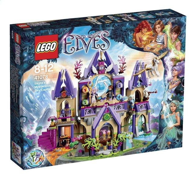 Image pour LEGO Elves 41078 Le château des cieux à partir de DreamLand