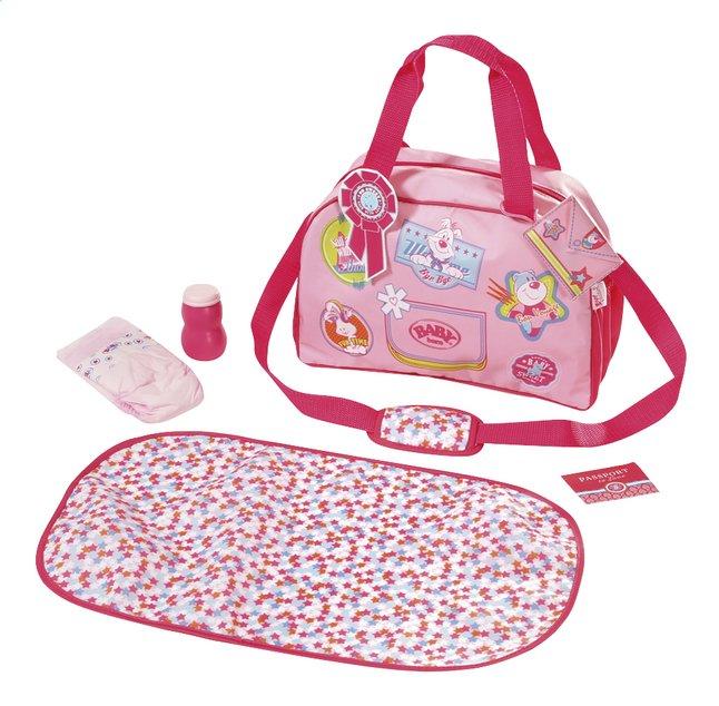 Afbeelding van BABY born luiertas voor poppen met accessoires from DreamLand