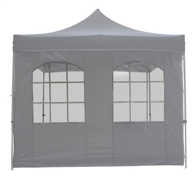 Image pour Paroi avec fenêtre polyester 3 m gris à partir de DreamLand