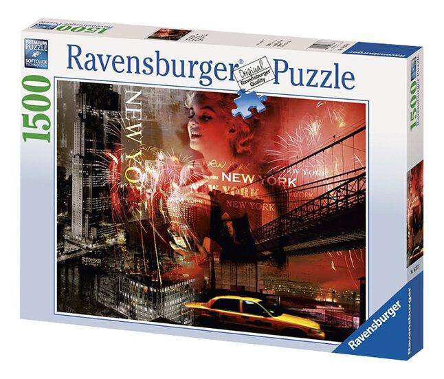 Afbeelding van Ravensburger puzzel Kunstzinnig New York from DreamLand