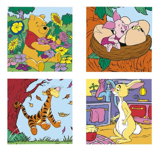 Image pour Ravensburger puzzle évolutif 4 en 1 Winnie & Co à partir de DreamLand