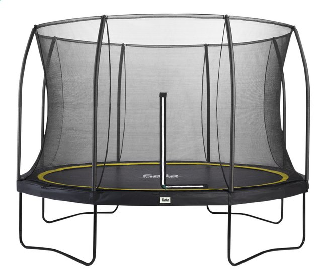 Salta ensemble trampoline Comfort Edition Ø 3,96 m noir