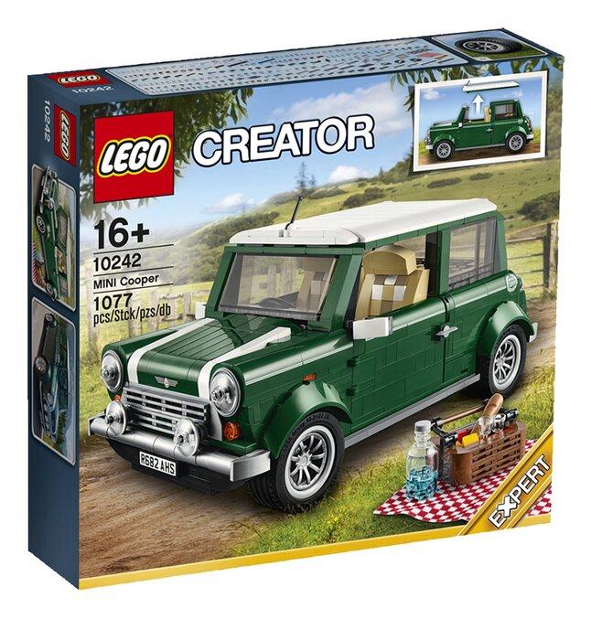 Afbeelding van LEGO Creator 10242 MINI Cooper from DreamLand