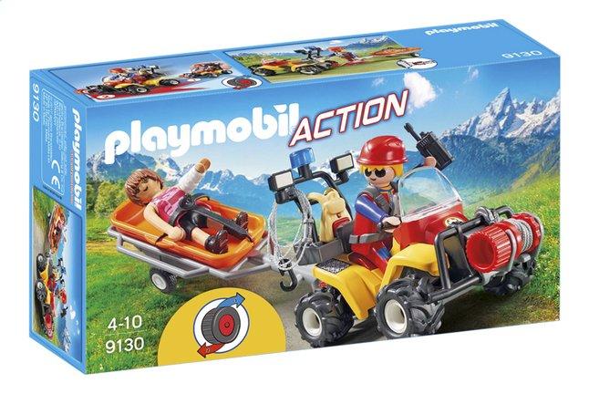 Afbeelding van Playmobil Action 9130 Reddingsquad met draagberrie from DreamLand