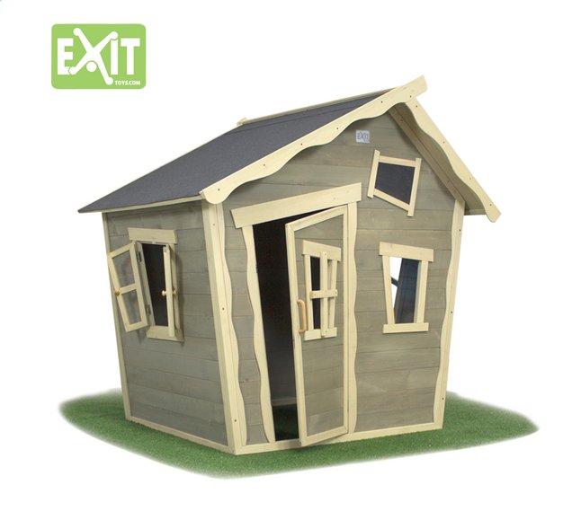 Image pour EXIT maisonnette en bois Crooky 100 à partir de DreamLand