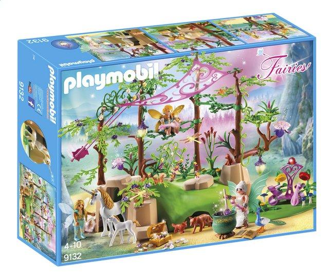 Afbeelding van PLAYMOBIL Fairies 9132 Magische feeëntuin from DreamLand