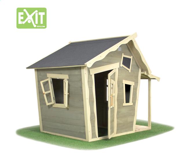 Afbeelding van EXIT houten speelhuisje Crooky 150 from DreamLand
