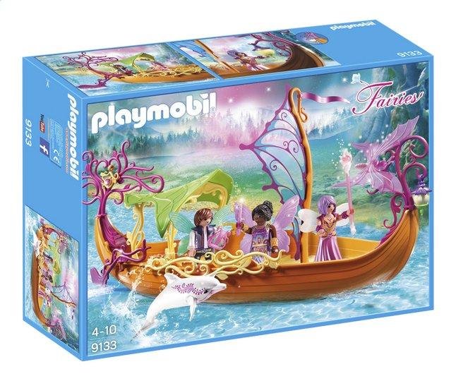 Afbeelding van PLAYMOBIL Fairies 9133 Magische feeënboot from DreamLand