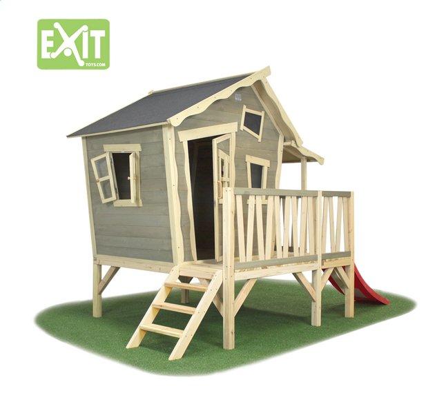 Afbeelding van EXIT houten speelhuisje Crooky 350 from DreamLand