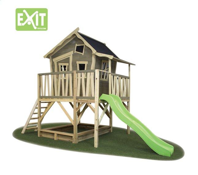 Afbeelding van EXIT houten speelhuisje Crooky 550 from DreamLand