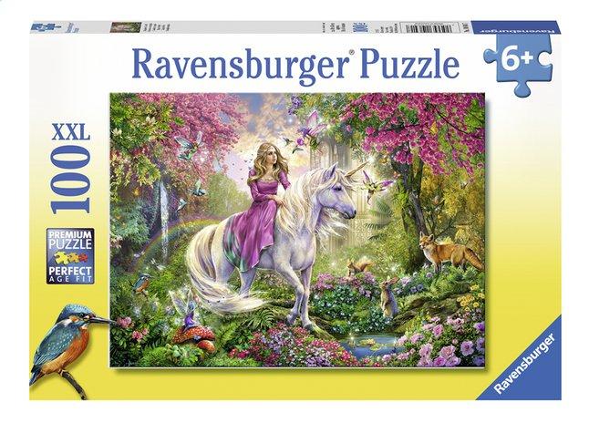 Afbeelding van Ravensburger XXL puzzel Magisch Ritje from DreamLand