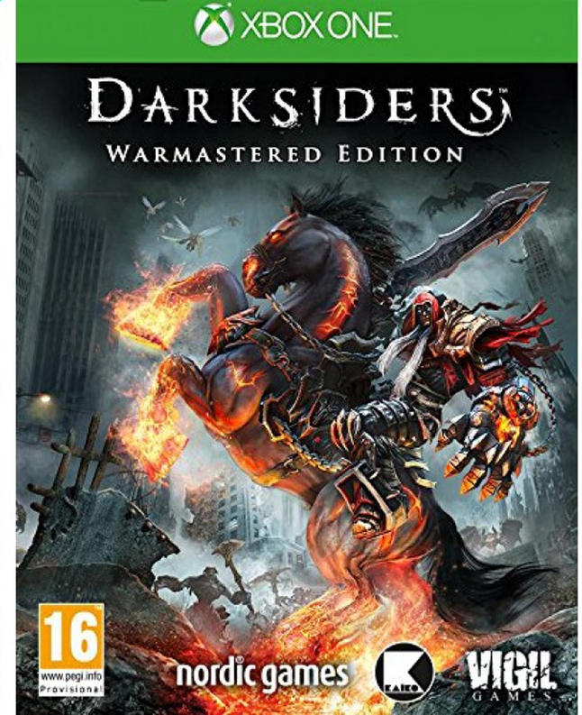 Afbeelding van XBOX One Darksiders Warmastered Edition  XBOX ONE ENG/FR from DreamLand