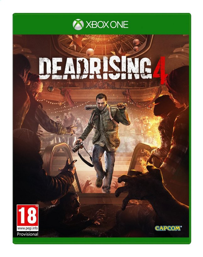 Afbeelding van XBOX One Dead Rising 4 XBOX ONE ENG/FR from DreamLand