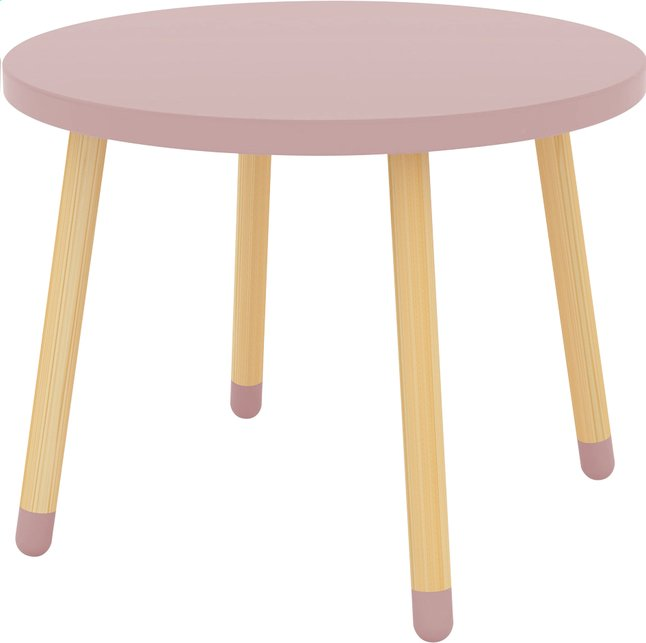 Image pour Table Flexa Play rose à partir de DreamLand