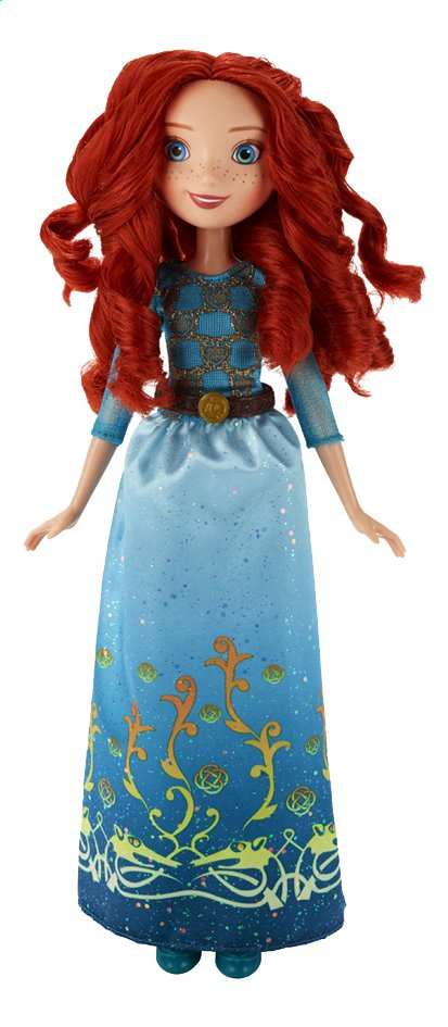 Afbeelding van Mannequinpop Disney Princess Fashion Merida from DreamLand