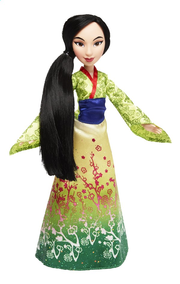 Afbeelding van Mannequinpop Disney Princess Fashion Mulan from DreamLand