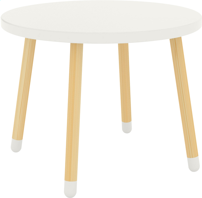 Image pour Table Flexa Play blanc à partir de DreamLand