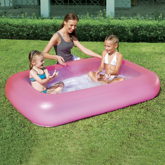 Afbeelding van Bestway babyzwembad Aquababes roze from DreamLand