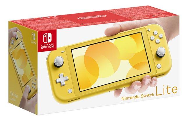 Afbeelding van Nintendo Switch Console Lite geel from DreamLand