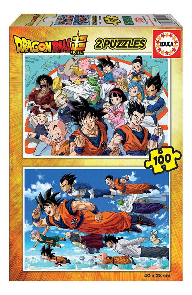 Educa Borras puzzle 2 en 1 Dragon Ball Super