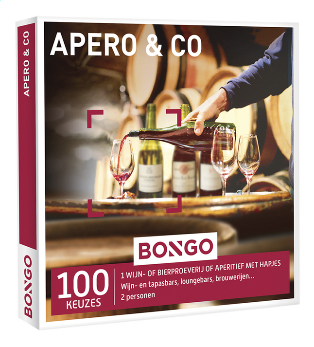 Afbeelding van Bongo Apero & Co from DreamLand