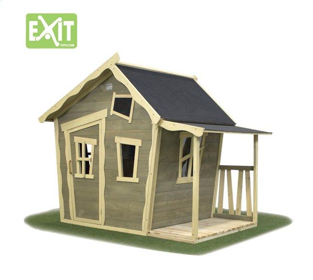 Image pour EXIT maisonnette en bois Crooky 150 à partir de DreamLand