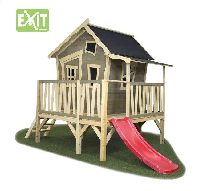 Image pour EXIT maisonnette en bois Crooky 350 à partir de DreamLand
