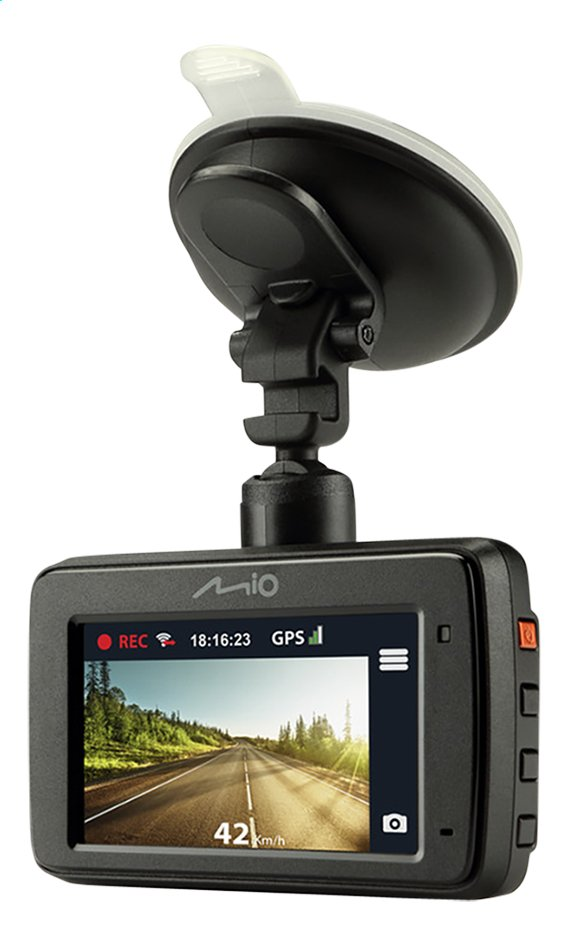 Afbeelding van Mio Dashcam MiVue 733 from DreamLand