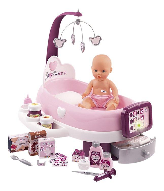 Smoby bed voor poppen Baby Nurse