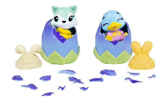Afbeelding van Hatchimals CollEGGtibles Bunwee Hat 2-pack from DreamLand