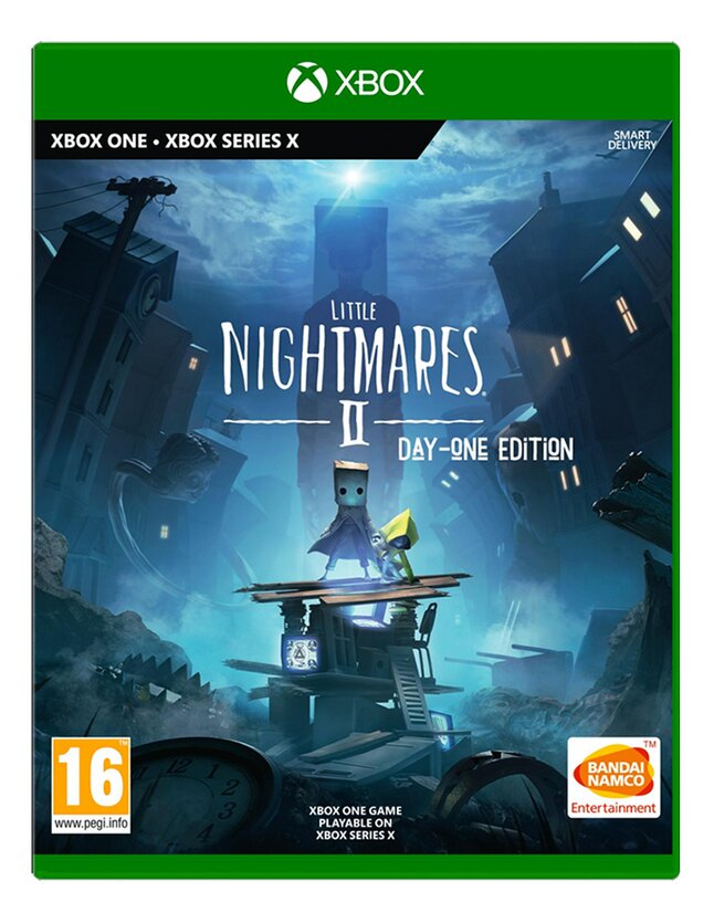Xbox Little Nightmares Day One edition ENG/FR