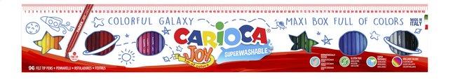 Afbeelding van Carioca viltstift Joy - 96 stuks from DreamLand