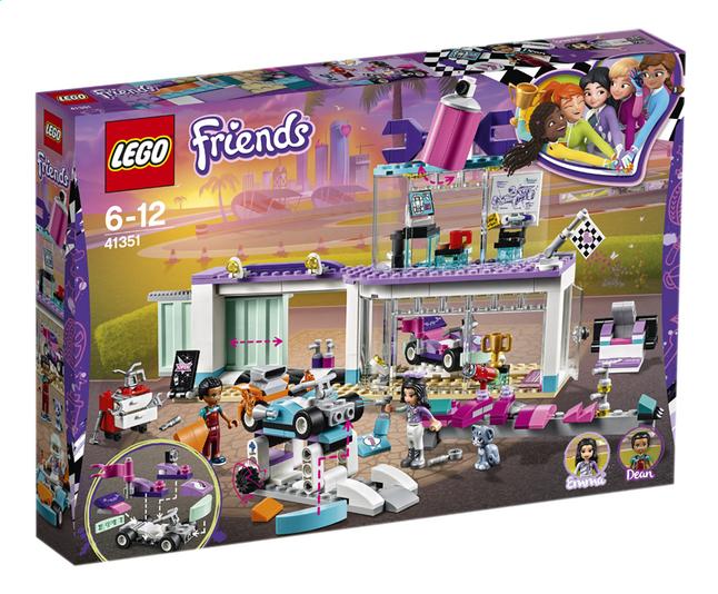Afbeelding van LEGO Friends 41351 Creatieve tuningshop from DreamLand