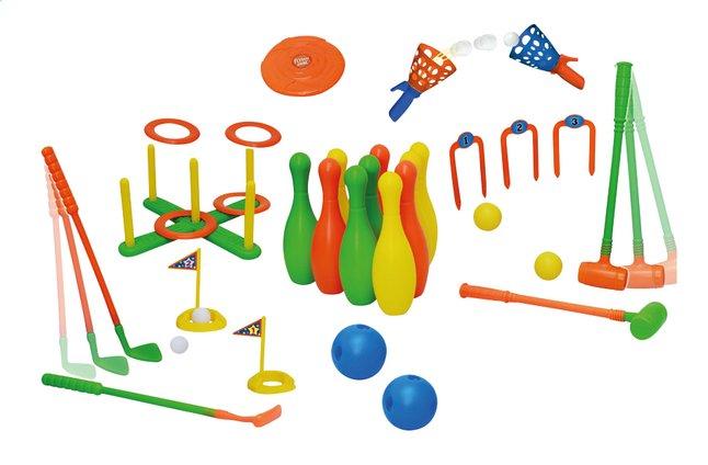 Set de jeu Superpack Sport 6 en 1