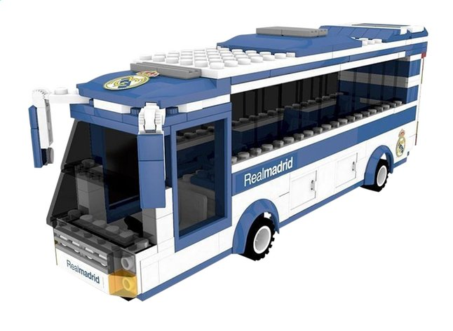 Afbeelding van Nanostars Real Madrid Teambus from DreamLand