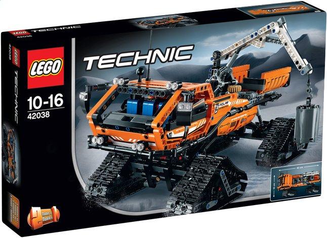 Afbeelding van LEGO Technic 42038 Noordpooltruck from DreamLand