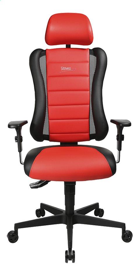 Afbeelding van Topstar gamingstoel Sitness RS zwart/rood from DreamLand