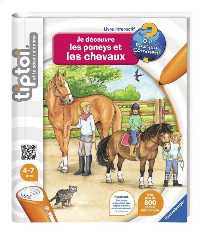 Afbeelding van Ravensburger Tiptoi Je découvre les poneys et les chevaux from DreamLand