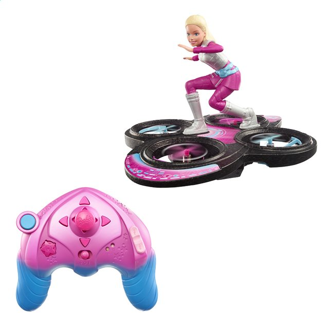 Afbeelding van Barbie RC Hoverboard Star Light Avontuur from DreamLand