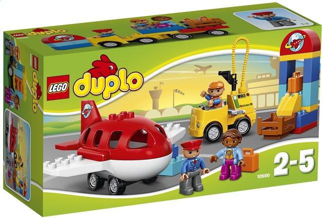 Image pour LEGO DUPLO 10590 L'aéroport à partir de DreamLand