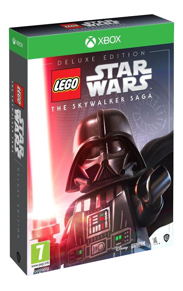Xbox LEGO Star Wars The Skywalker Saga Deluxe Edition FR/ANG