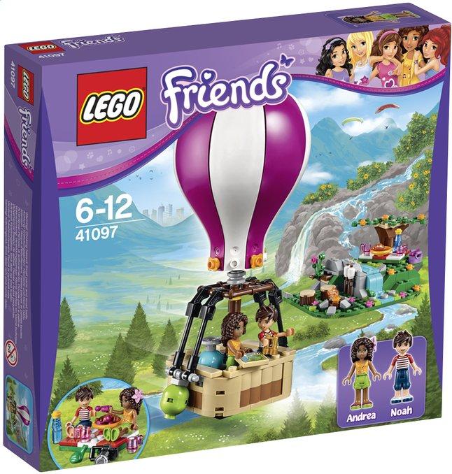 Afbeelding van LEGO Friends 41097 Heartlake City luchtballon from DreamLand
